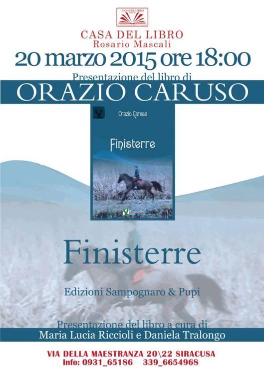Orazio Caruso 20 marzo 2015